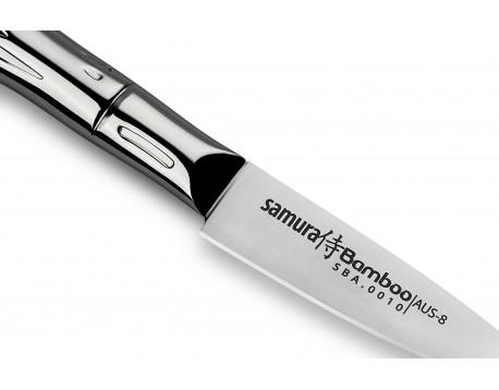Нож Samura Bamboo Овощной, 80 мм