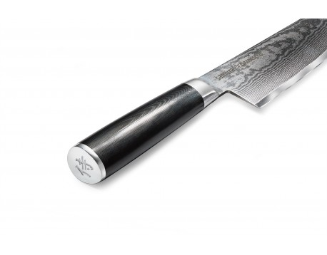 Нож Samura Damascus Гранд Шеф, 240 мм