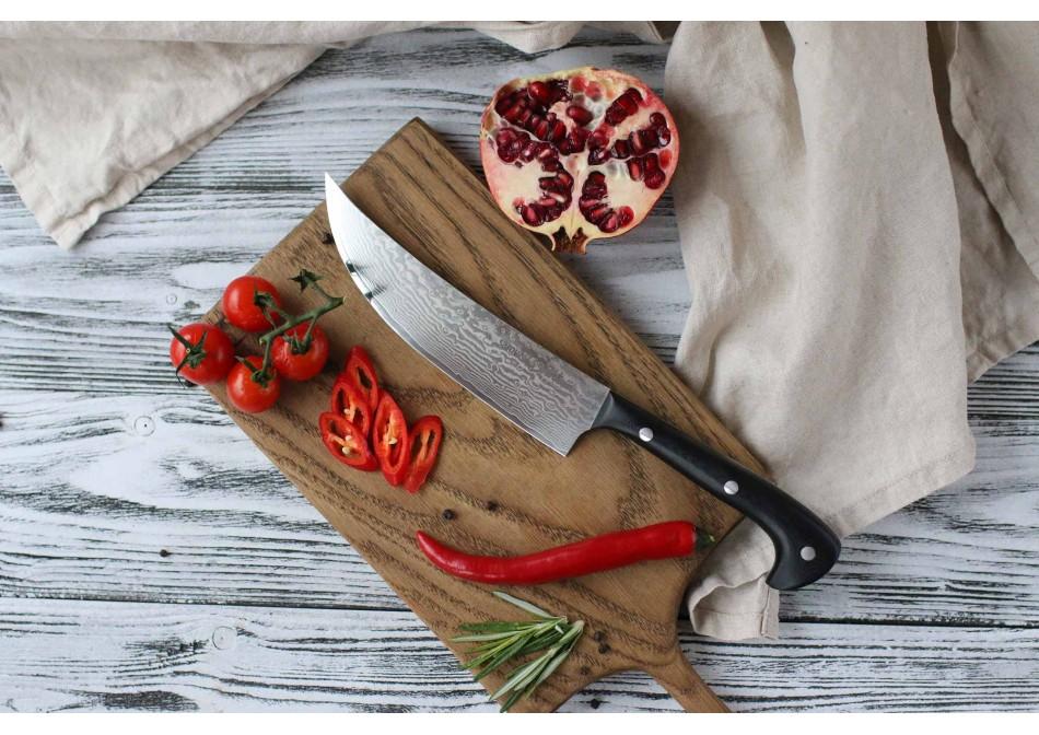 Особенности национальных ножей пчак