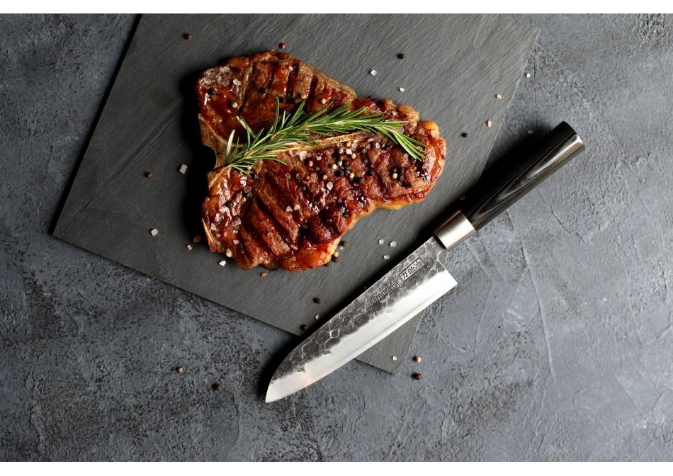Нож Сантоку: выбор главного кухонного ножа