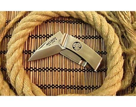 Нож-зажим для купюр складной AOI (мальва) Mcusta MC-0081