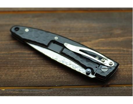 Нож складной Mcusta MC-0114BD Shadow TSUCHI (молот чёрный)