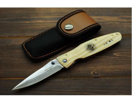 Нож складной Mcusta Uesugi Kenshin MC-0185D