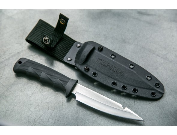 Туристический нож Samura KRAKEN