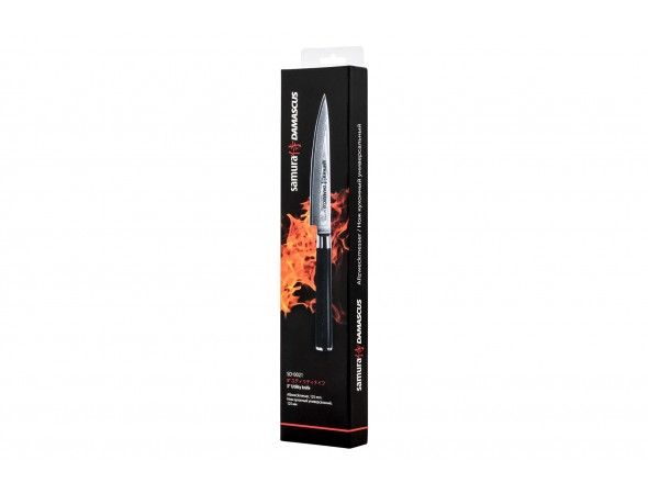 Нож Samura Damascus Универсальный, 125 мм