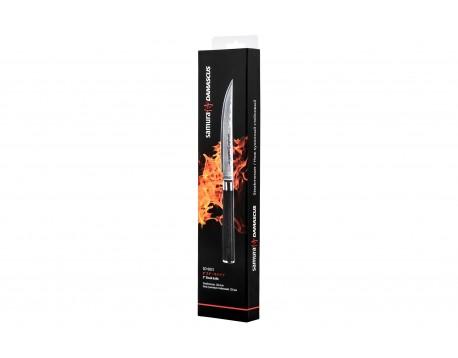 Нож Samura Damascus для стейка, 120 мм