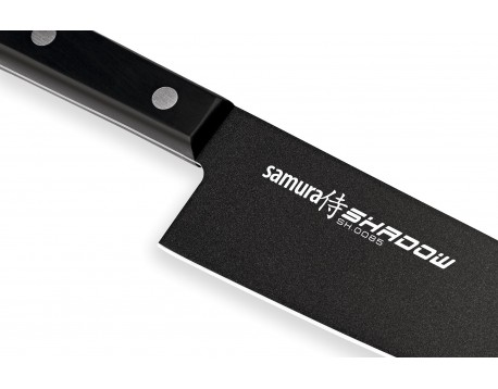 Нож Samura Shadow Шеф, 208 мм с покрытием BLACK FUSO