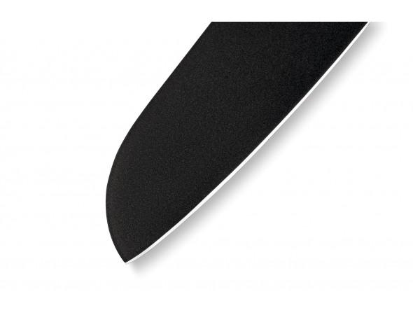 Нож Samura Shadow Сантоку, 175 мм, с покрытием BLACK FUSO