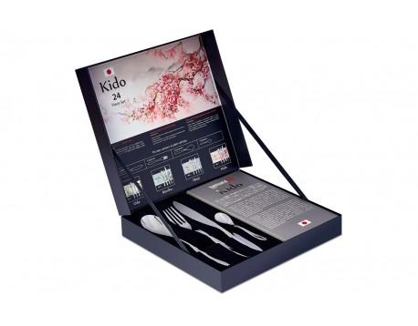 Набор столовых приборов Kido, 24 предмета