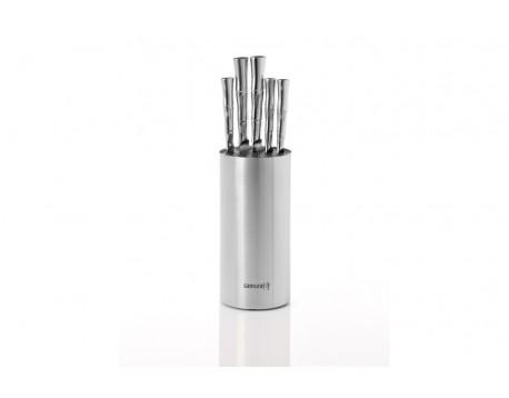 Подставка универсальная для ножей Samura Bamboo, 220 мм