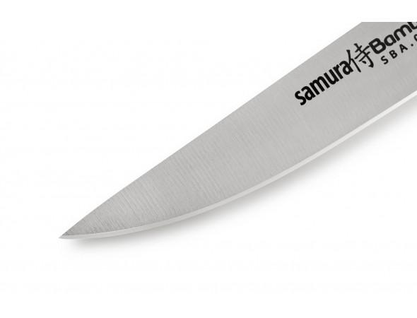 Нож Samura Bamboo для стейка, 110 мм