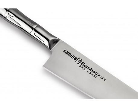 Нож Samura Bamboo Гранд Шеф, 240 мм