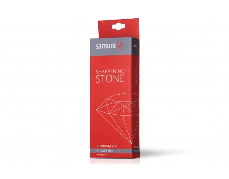 Камень точильный Samura Водный комбинированный, #1000/#3000