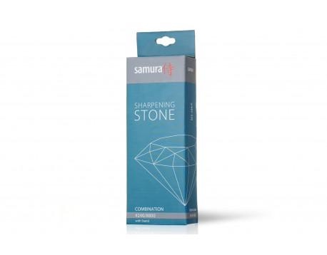 Камень точильный Samura Водный комбинированный, #240/#800