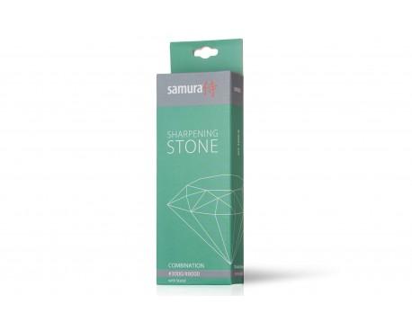 Камень точильный водный комбинированный Samura 3000#/8000#