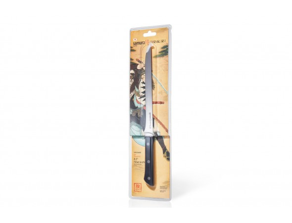 Нож Samura Harakiri Филейный, 218 мм