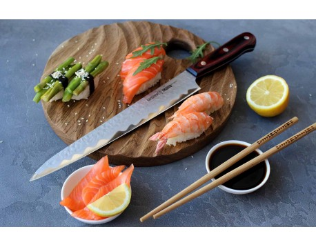 Нож Samura KAIJU Янагиба, 240 мм