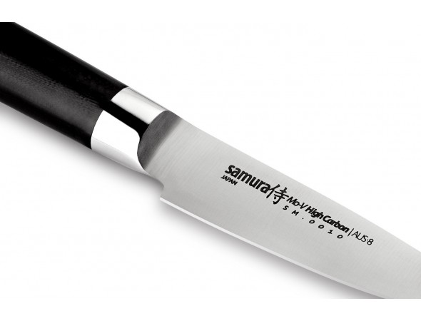 Нож Samura Mo-V Овощной, 90 мм