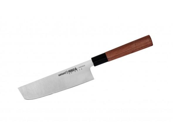 Нож Samura Okinawa Накири, 172 мм