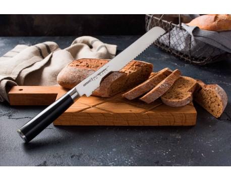 Нож Samura Mo-V для хлеба, 230 мм