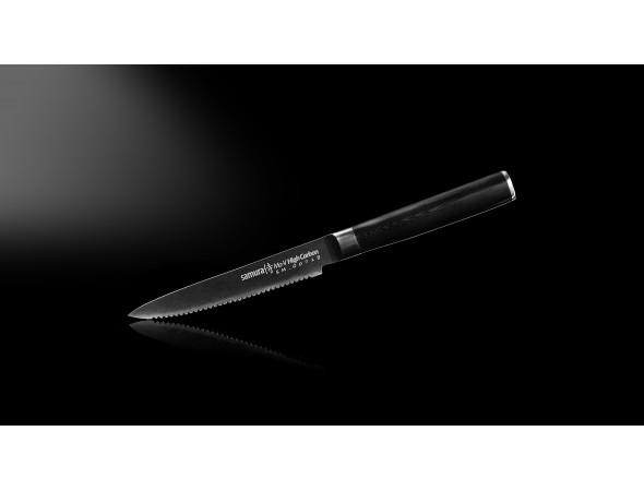 Нож Samura Mo-V Stonewash для томатов, 120 мм