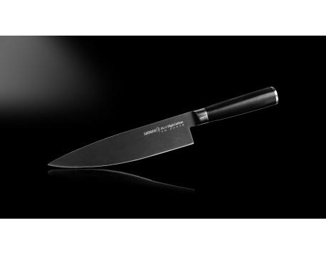 Нож Samura Mo-V Stonewash Шеф, 200 мм
