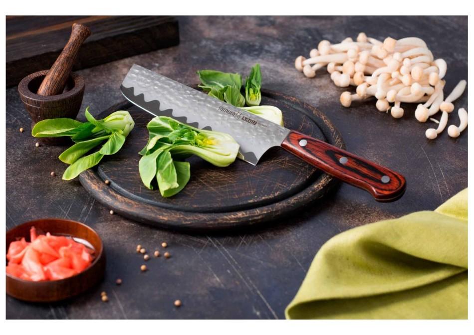 Для чего нужен нож накири