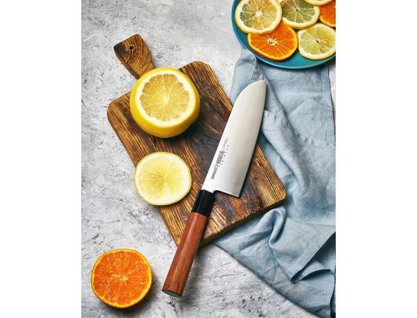 Нож Samura Okinawa Сантоку, 175 мм