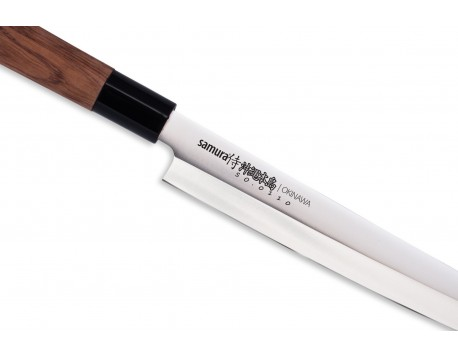 Нож Samura Okinawa Янагиба, 240 мм