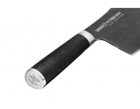 Топорик для рубки Samura Mo-V Stonewash, 180 мм