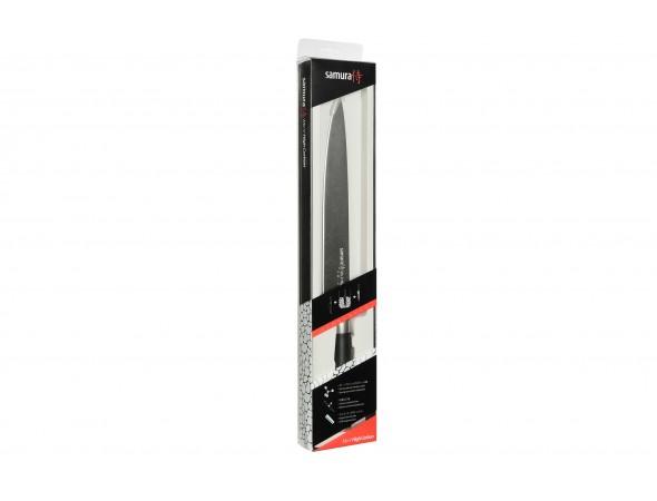 Нож для нарезки Samura Mo-V Stonewash, 230 мм