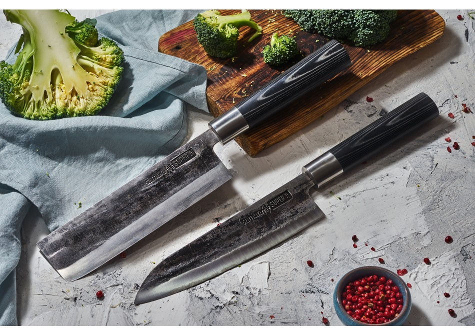 Мифы о ножах Samura